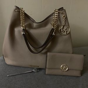 Michael Kors Lillie Tote and Wallet